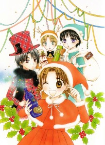 Gakuen Alice - Christmas party
